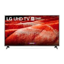 LG 75 inch Class 4K Smart UHD TV w/AI ThinQ® (74.5'' Diag)