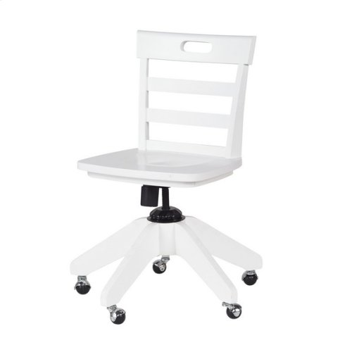 School Chair : White :