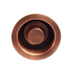 "3 1/2"" Solid Copper Disposal Product Image"
