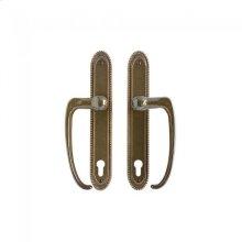 "Maddox Entry Sliding Door Set - 1 3/4"" x 11"" Silicon Bronze Brushed"
