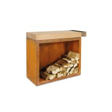 BUTCHER BLOCK STORAGE 45-90-88