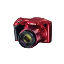 Canon PowerShot SX420 IS Red Digital Camera