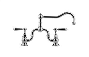 Canterbury Bridge Kitchen Faucet Product Image