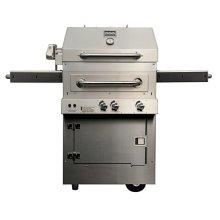 Kalamazoo K450HT Hybrid Fire Free-Standing Grill