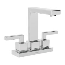 Symmons Duro® Two Handle Centerset Lavatory Faucet - Polished Chrome