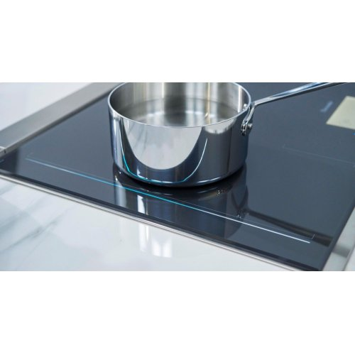 36-Inch Masterpiece® Freedom® Induction Cooktop, Stainless Steel Frame