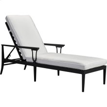Winterthur Estate Adjustable Chaise - Mesh Back