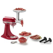 Stand Mixer Metal Food Grinder Attachment - Other