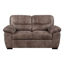 Emerald Home Nelson Loveseat Almond Brown U3472-01-05