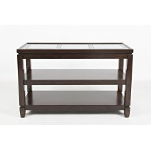 Casa Bella Sofa Table- Cherry