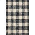 "Crew Black Natural Rug - 3'-6"" x 5'-6"" Product Image"