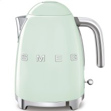 Electric Kettle, Pastel green