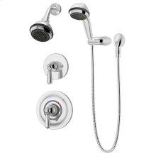Symmons Allura® Shower/Hand Shower System - Polished Chrome