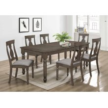 Dining Set - Includes Table & 6 Chairs