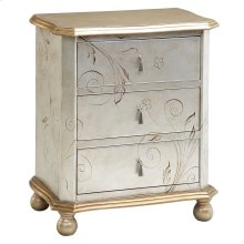 Celeste 3-drawer Accent Chest