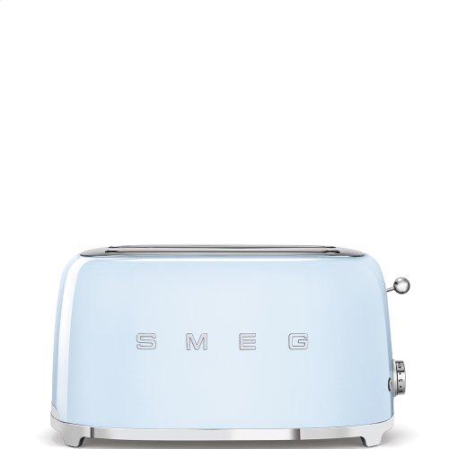 4x2 Slice Toaster, Pastel blue