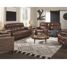Reclining Sofa w/ Console Product Image