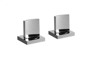 Sade/Targa Lavatory Handle Set - Deck-Mounted Product Image
