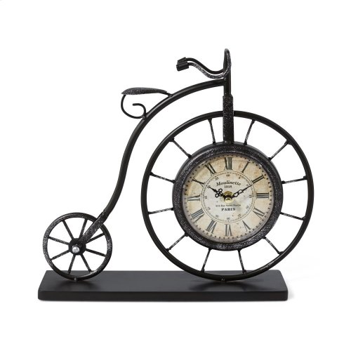 Foster High Wheel Bicycle Clocks - Ast 2