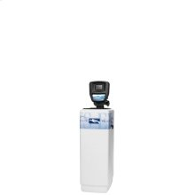 "Highly Efficient Twin Tank Softener with Advanced Touch Screen Valve, Suitable for Homes with 3/4"" to 1 1/2"" Line Sizes."