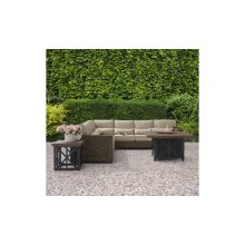 Arch Salvage Outdoor Quentin Gas Firepit