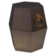 Hexagonal Accent Table - Sable