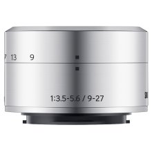 NX Mini 9-27mm Lens (Silver)