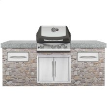 Built-in Grills BIU405RB Ultra Chef® Series Built-in Grill