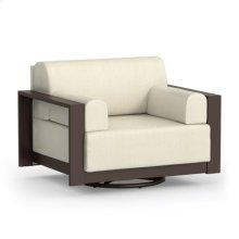 Swivel Club Chair - Cushion