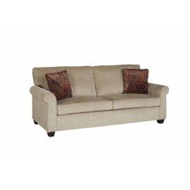 Sofa - Beige Chenille Finish