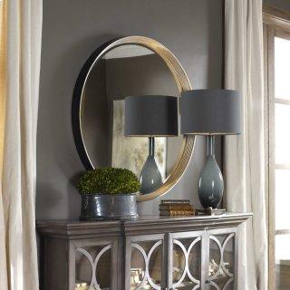 Serenza Round Mirror