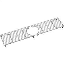 """Elkay Stainless Steel 14-3/8"""" x 6-1/2"""" x 1-1/8"""" Bottom Grid"""