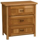 Three Drawer Chest Product Image