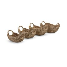 Mosis Baskets with Handles - Set of 4