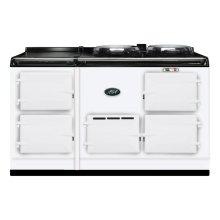 White 4-Oven AGA Cooker (gas) Cast-iron range cooker