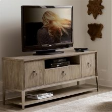 Sophie - Entertainment Console - Natural Finish
