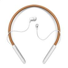 T5 Neckband Earphones - T5 Brown