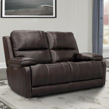 THOMPSON - HAVANA Power Loveseat