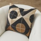 Circle Marquetry Pillow Product Image