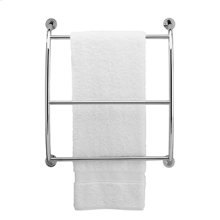 Essentials Wall Mounted Towel Rack