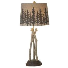 (139064) 1 ea Lamp with Bulb. (2 pc. assortment)