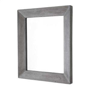 Small Portola Mirror in Ash Product Image