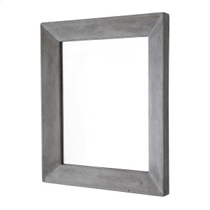 Small Portola Mirror in Ash Product Image