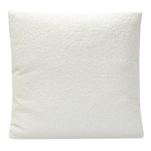 ARIES CREAM PILLOW  Down Feather Insert