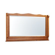 Empire Bureau Mirror, Large