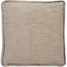 Bradington Young 24 Inch Square Pillow - Weltless With Flange 152-24