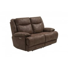 Lawson Chocolate Loveseat