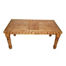 Rope Edge 6' Dinning Table