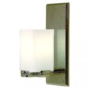 Truss Sconce - Square Globe - WS416 Silicon Bronze Brushed Product Image