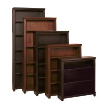 """Bookcase 36""""H 2 adj shelves"""